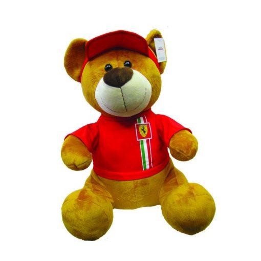 2018, Piros, 30 cm, Ferrari Teddy Plüss Maci