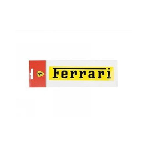 2012, Sárga, 19x4 cm, Ferrari Ferrari Matrica
