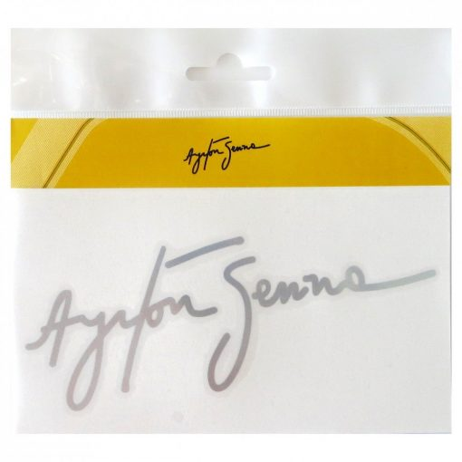 2015,Silver, Senna signature S Matrica