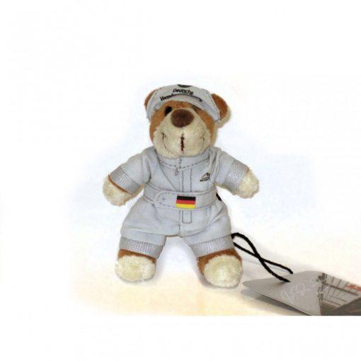 2015, Szürke, Schumacher Teddy Bear Kulcstartó