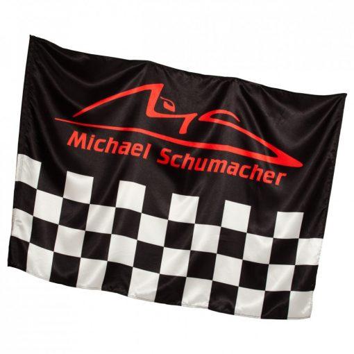 2015, Fekete, 140 x 100 cm, Schumacher Kockás Zászló