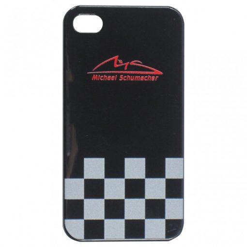 2015, Fekete, iPhone 4, Schumacher Kockás Telefontok