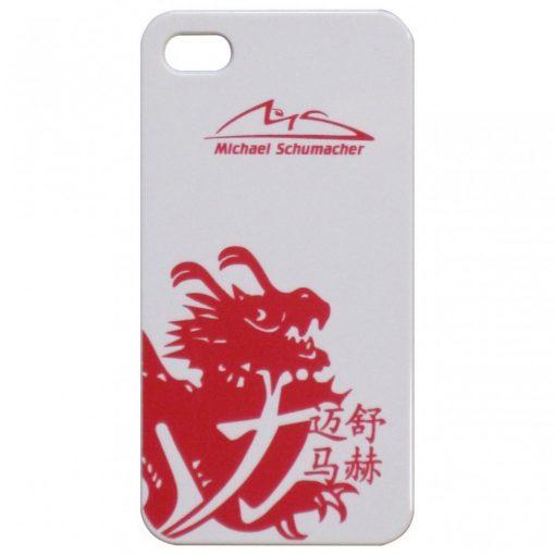 2015, Fehér, iPhone 4, Schumacher Logo Telefontok