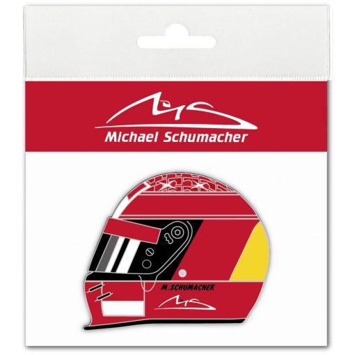2018, Piros, Schumacher Helmet 2000 Matrica