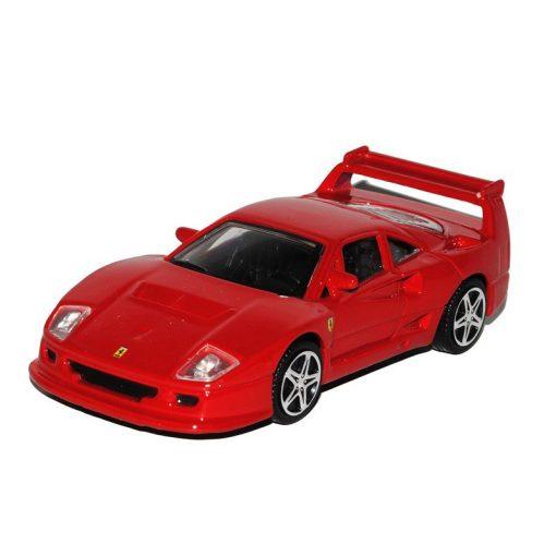 2018, Piros, 1:43, Ferrari Ferrari F40 Modell autó