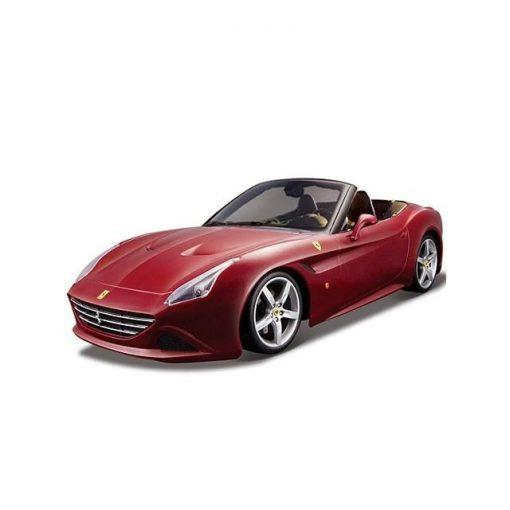 2018, Piros, 1:43, Ferrari Ferrari California Modell autó