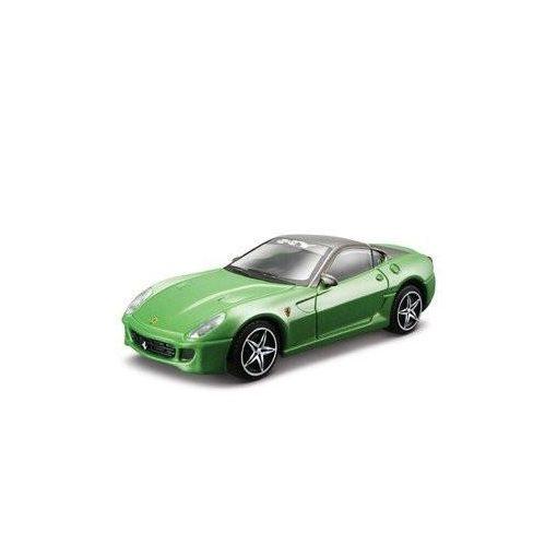 2018, Zöld, 1:43, Ferrari Ferrari 599 HY-KERS Modell autó